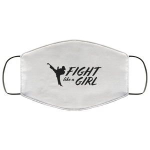 Fight Like a Girl Mask