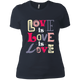 Love is Love | Feminist Apparel | Womens Shirts | Rani Bee - Feminist T Shirts & Apparel
