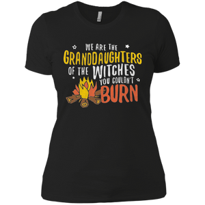 Granddaughters of Witches | Feminist Shirt | Rani Bee - Feminist T Shirts & Apparel