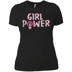 Girl Power | Feminist Shirt | Women's Rights Tee | Rani Bee - Feminist T Shirts & Apparel