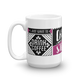 Coffee, Create, Fight Mug | Feminist Gifts | Rani Bee - Feminist T Shirts & Apparel