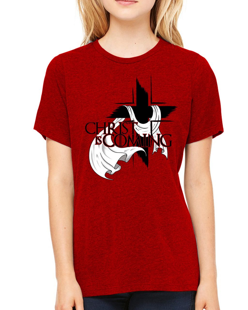 CIC (Christ Is Coming) Women's T-shirt