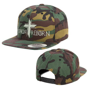 CIC (Christ Is Coming) Camo Snap Back