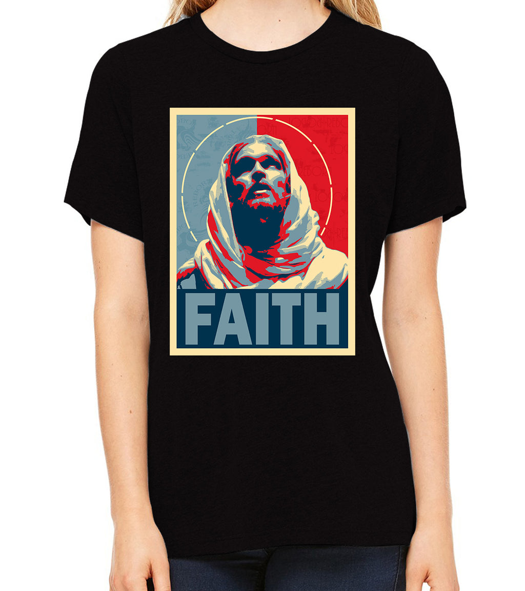 Faith Womens Tee