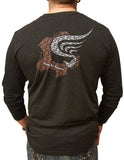 G4G Winged Gear Men's Long Sleeve