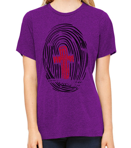 Imprinted Womens Tee