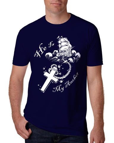My Anchor Men's T-shirt