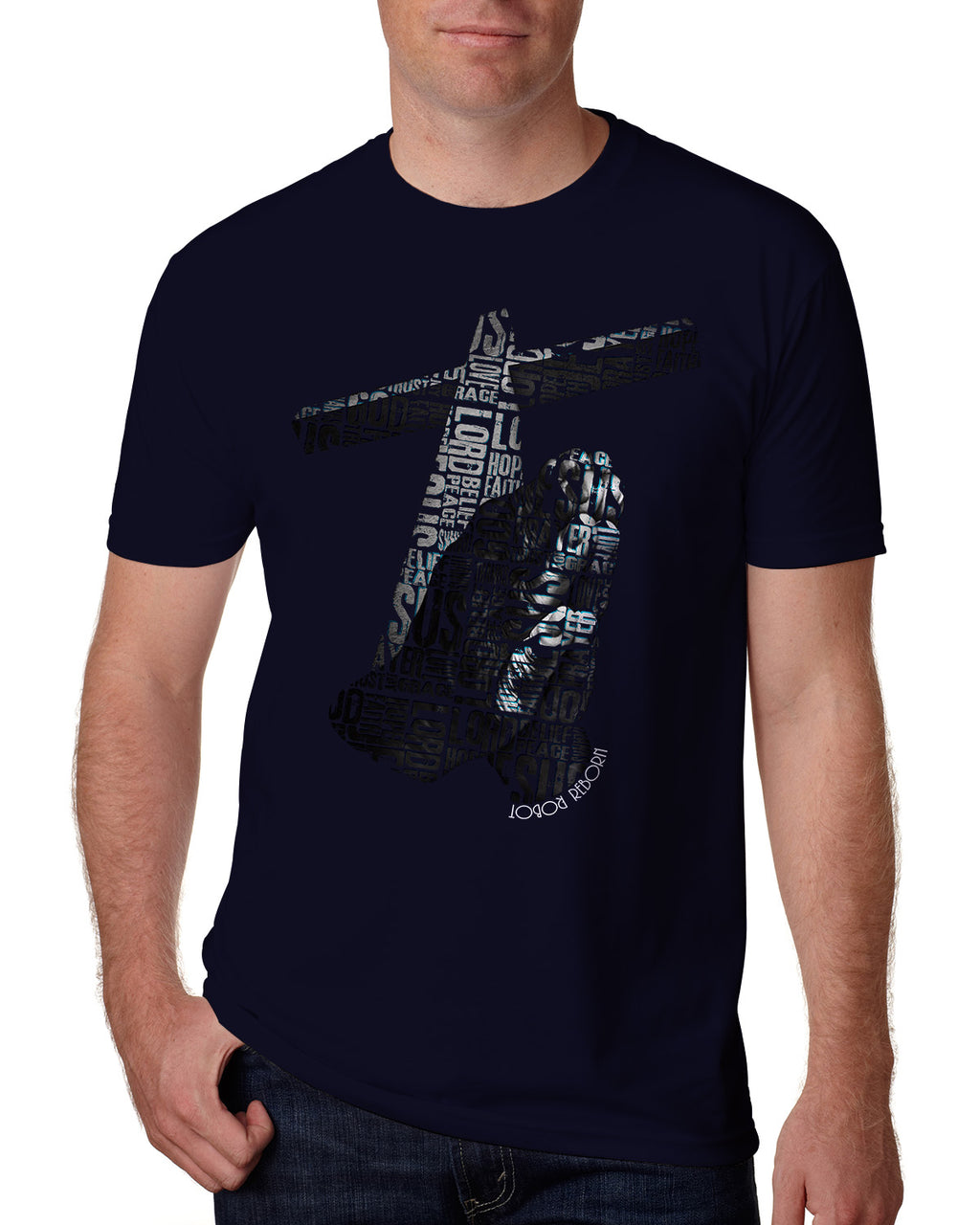 Prayer Men's T-shirt