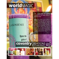 World Magic Votive Candles - by Coventry Creations