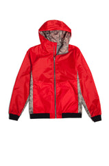 All-Season Windbreaker - Red