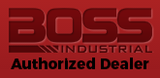 Boss Industrial Authorized Dealer - Wood Splitter Outlet