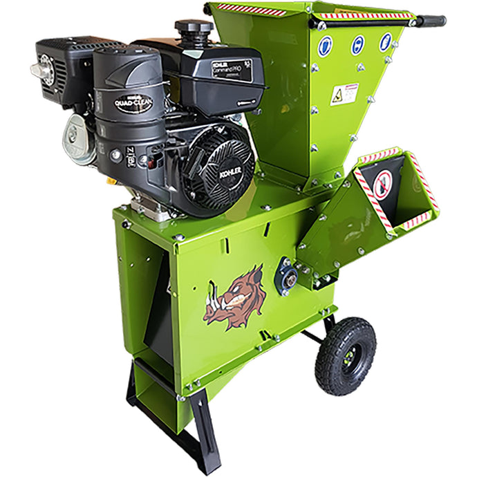 "YARDBEAST 3"" Wood Chipper & Shredder - 2050-Chipper-Wood Splitter Outlet"