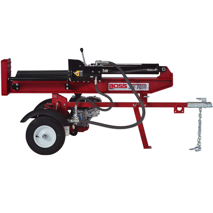Boss Industrial 25 Ton Commercial Grade Gas Log Splitter-GB25T26-Wood Splitter Outlet