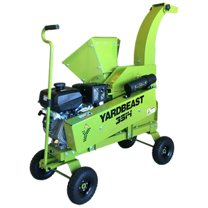 "Yardbeast 3.5"" Woodchipper (Hand Tow) - 3514HT-Chipper-Wood Splitter Outlet"