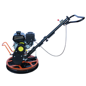 PowerKing 24 in. Finishing Power Trowel with 6 HP Kohler Pro Engine - PK0102-H