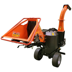 Detail K2 5 Inch 14 HP Chipper with Electric Starter - OPC505AE