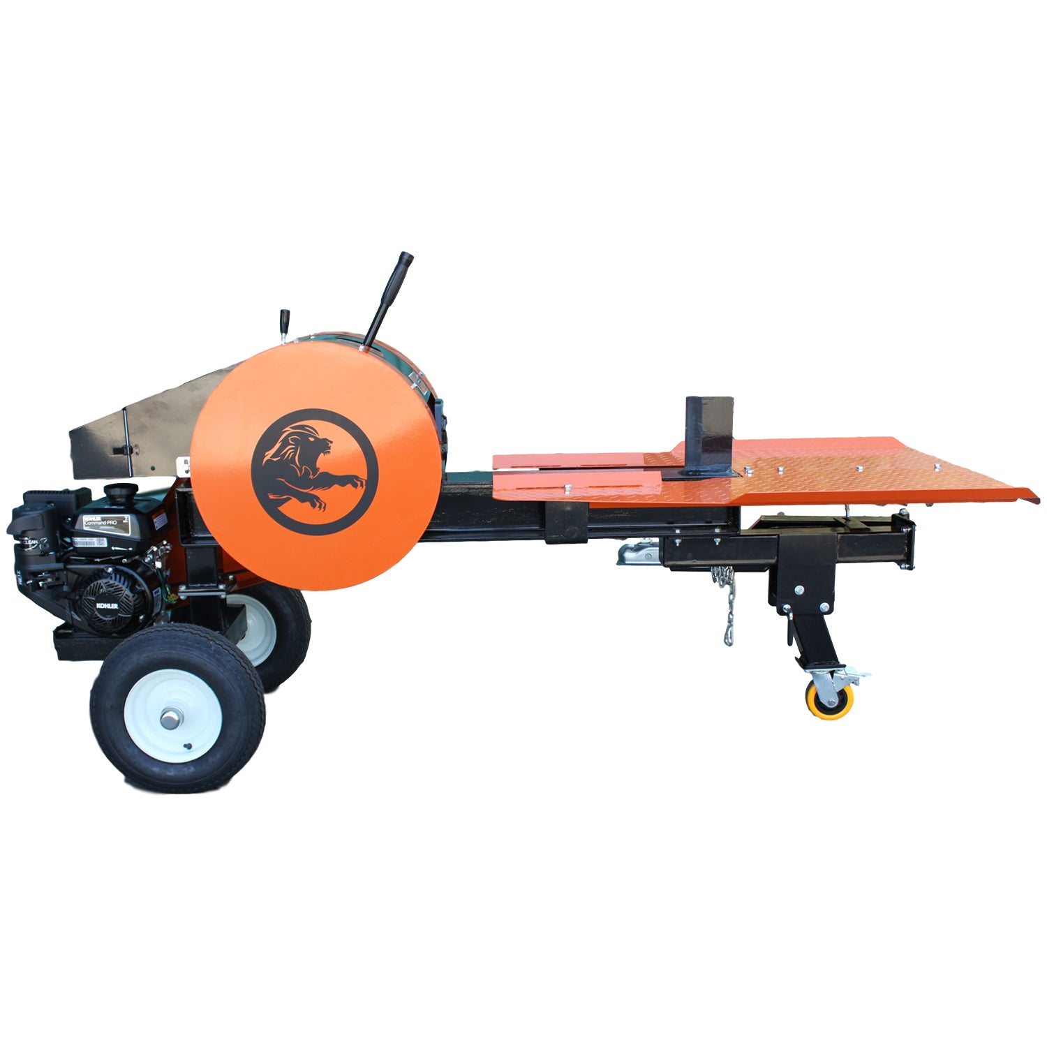 PowerKing 42 Ton ABS Kinetic Log Splitter - PK0342-Wood Splitter Outlet