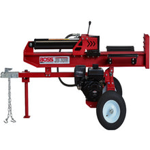 Load image into Gallery viewer, Boss Industrial 25 Ton Gas Log Splitter-WD25T-Bundle-Gas Splitter-Wood Splitter Outlet
