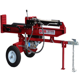 Boss Industrial 25 Ton Gas Log Splitter-WD25T-Bundle-Gas Splitter-Wood Splitter Outlet