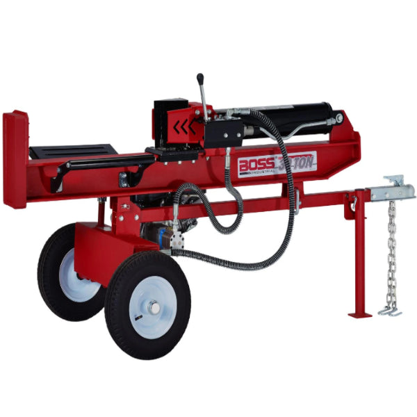 Boss Industrial 32 Ton Gas Log Splitter-WD32T-Bundle-Gas Splitter-Wood Splitter Outlet