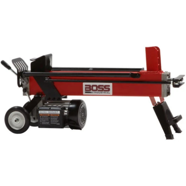 Boss Industrial 5 Ton Electric Log Splitter - EC5T20 - Wood Splitter Outlet