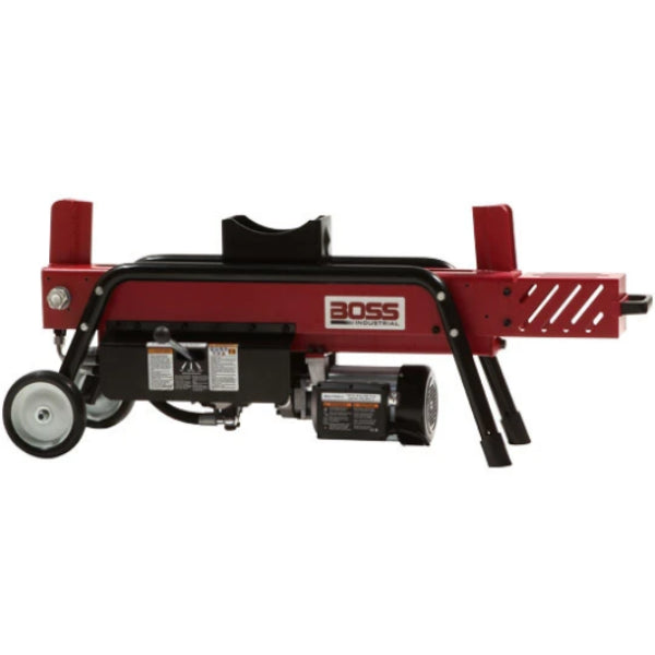 Boss Industrial 8 Ton Electric Log Splitter - ED8T20 - Wood Splitter Outlet