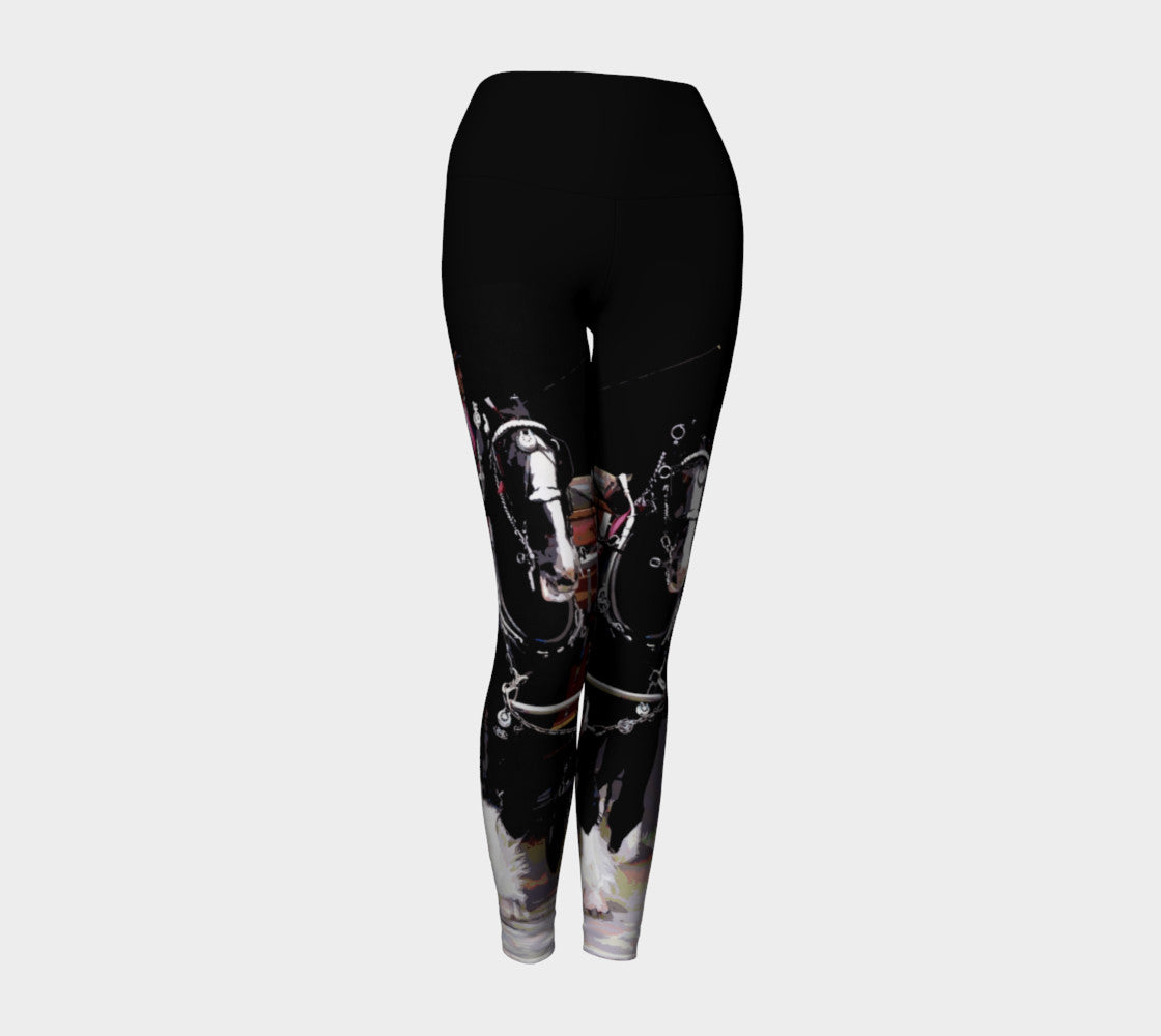 Showtime Yoga Leggings