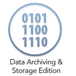 Mobile Rack Kit Data Archiving Storage Edition