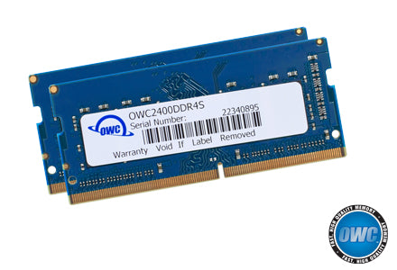 8.0GB (2 x 4GB) Memory Upgrade