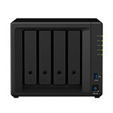 Synology DS418 4-Bay NAS Server - Disk Included
