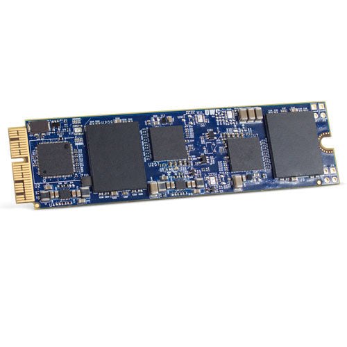 OWC Aura SSD Flash Internal Drive Upgrade for Mid-2013 and Later MacBook Air and MacBook Pro with Retina display