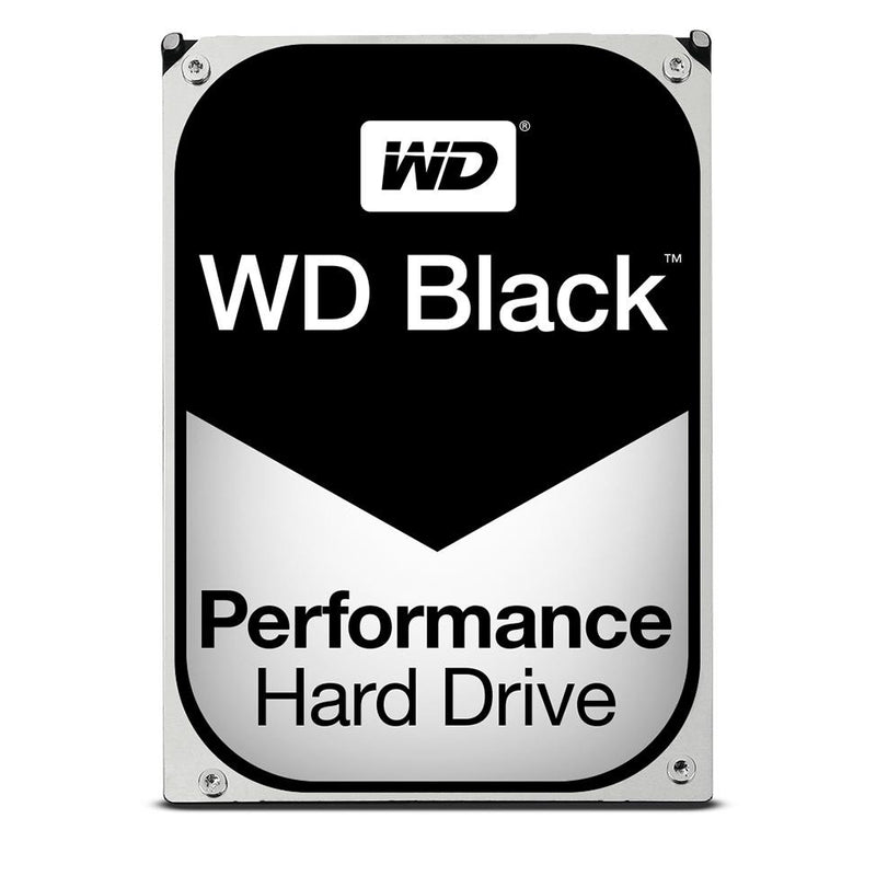 WD Black Performance HDD