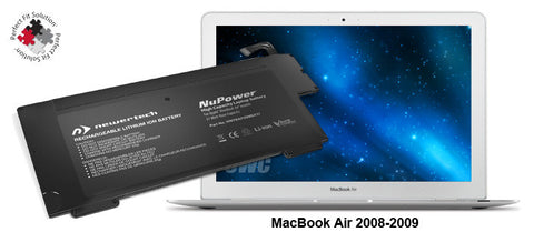 NewerTech NuPower Battery For MacBook Air 2008-2009