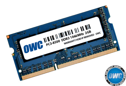 2.0GB OWC Memory Upgrade