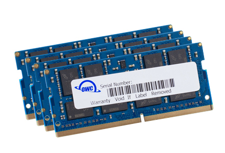 96GB (2 x 32GB + 2 x16GB) Memory Upgrade