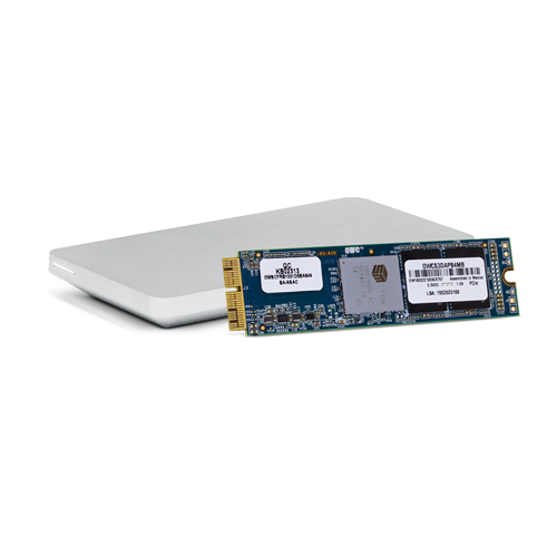 OWC Aura Pro X SSD Upgrade Kit