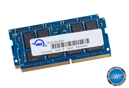 32.0GB (2x16GB) Memory Upgrade