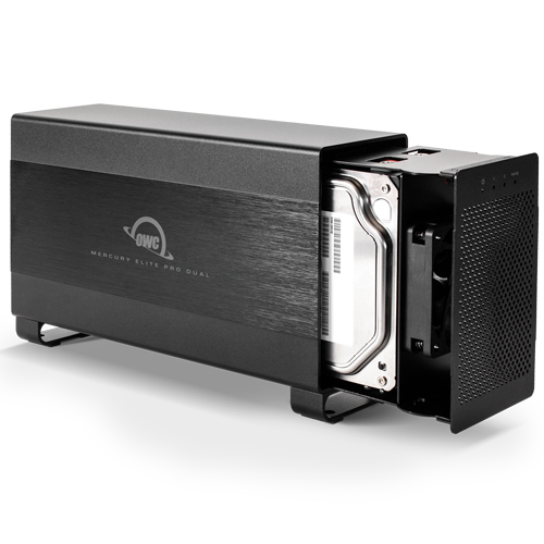 OWC Mercury Elite Pro Dual Performance RAID Enclosure