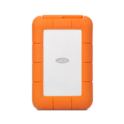 LaCie Rugged RAID Pro 4TB (with SD Card Reader)