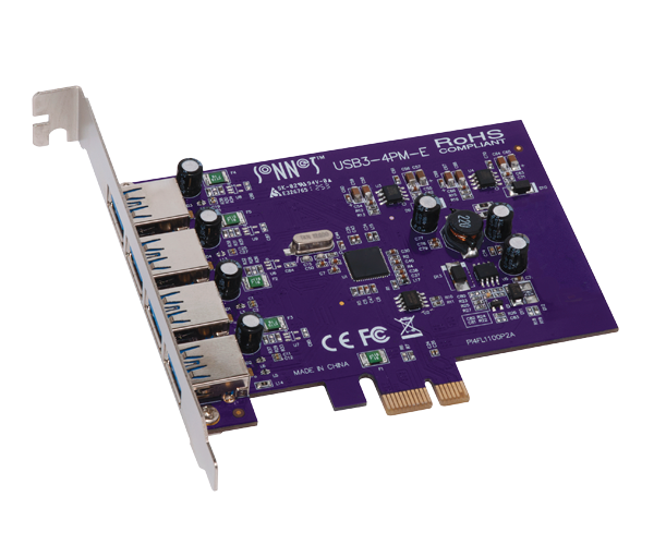 Sonnet Solo 10G 1 Port PCIe Card