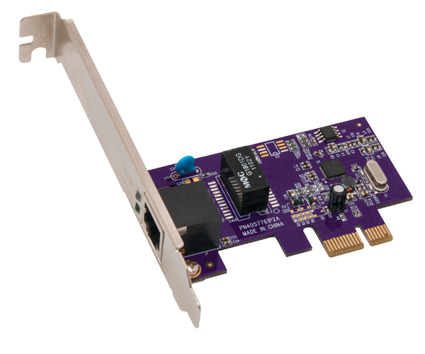 Sonnet Presto Gigabit Pro PCIe (Revison B model)