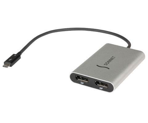 Sonnet Thunderbolt 3 to DisplayPort Adapter