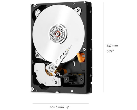 WD Red Pro NAS HDD
