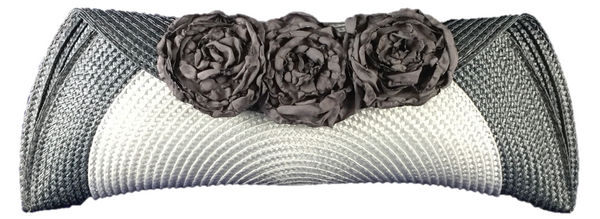 Anthracite Gray Clutch