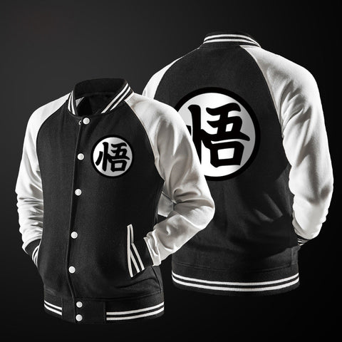 Premium Dragon Ball Z Varsity Jacket