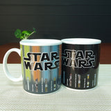 FORCECHANGER - Light Saber Heat Sensitive Coffee Mug