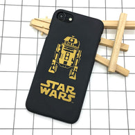 Star Wars Slim Matte Back Cover for iPhone