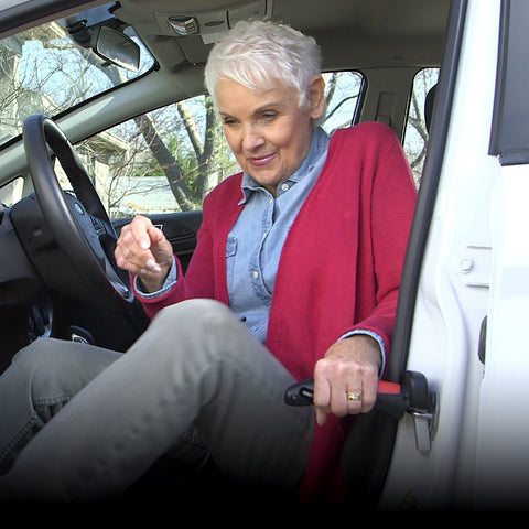 Car Assist™ Portable Handle Support