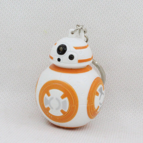 Star Wars BB-8 LED keychain FREE - $0