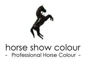 show horse colour products